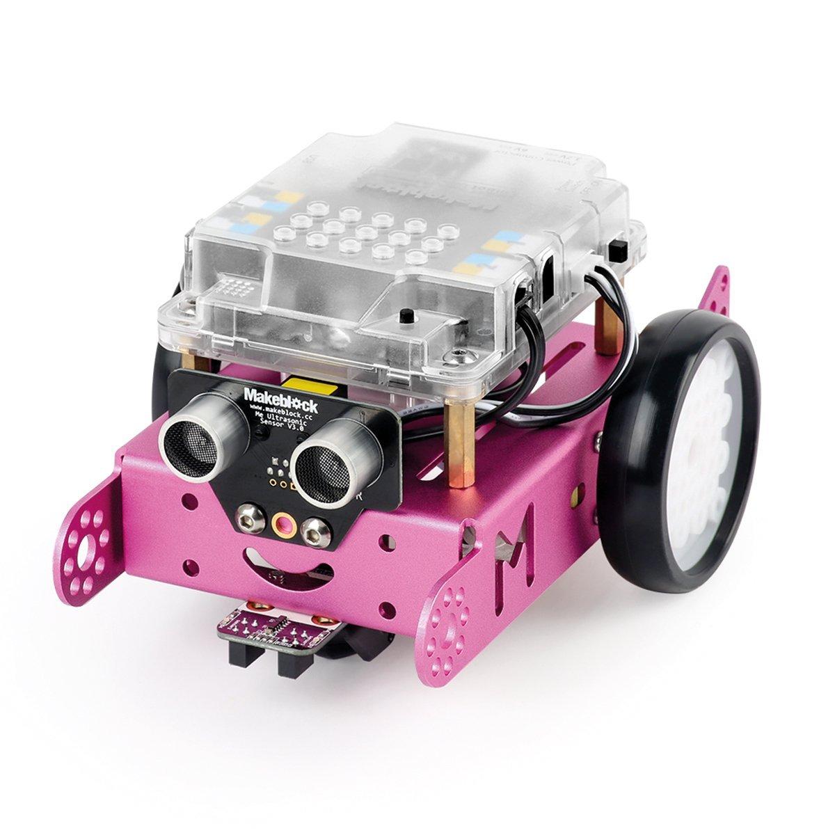 Avis le robot à monter Makeblock MBot V1.1