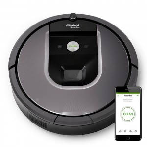 Avis aspirateur iRobot Roomba 960