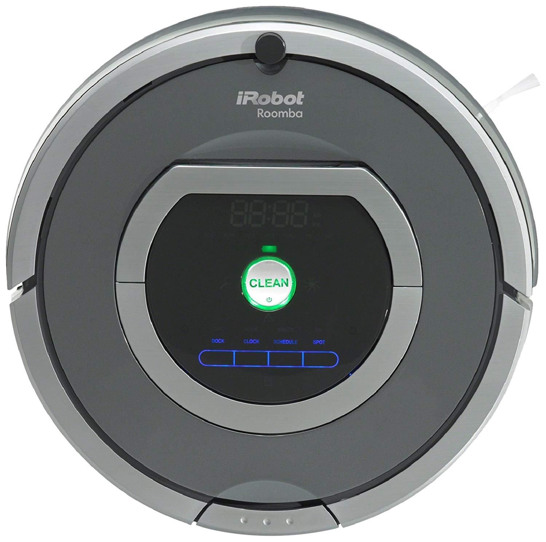 Avis iRobot Roomba 782