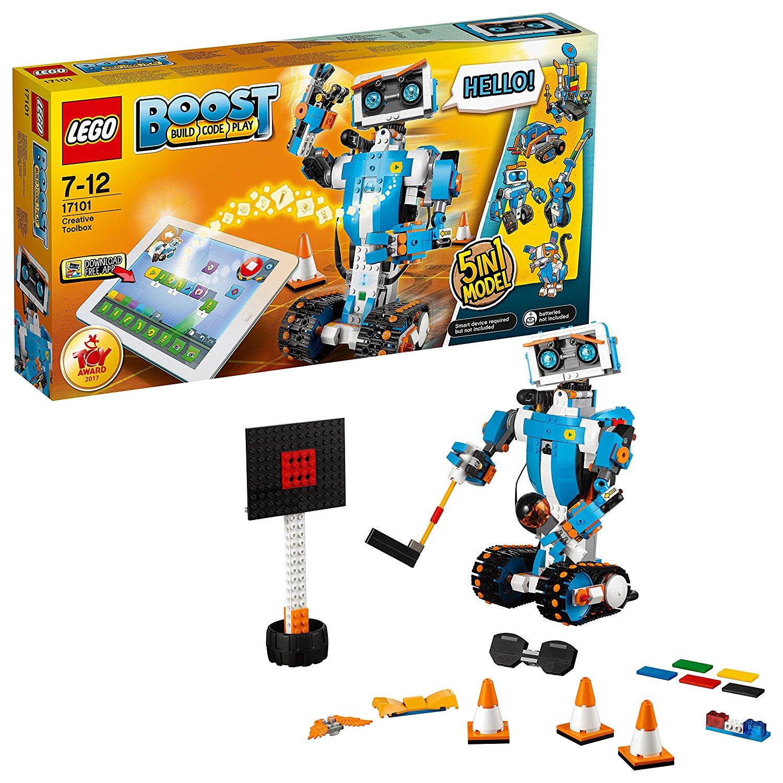 Avis Robot à monter Lego Boost 17101