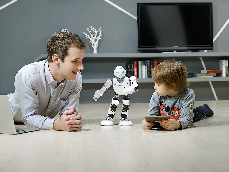 meilleur robot interactif