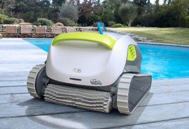 Robot piscine Dolphin T35