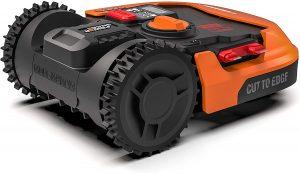 Robot tondeuse worx WR 155E