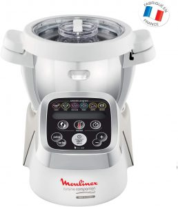 robot cuiseur multifonction HF802AA1 de Moulinex
